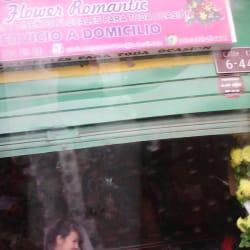 Floristería Romantic Flower en Bogotá