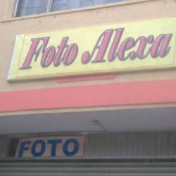 Foto Alexa en Bogotá