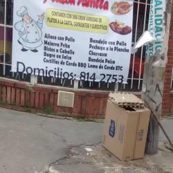 Sabor Sazon y Parrilla en Bogotá