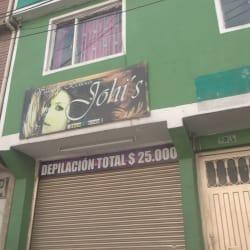 Sala de Belleza Jhoi´s en Bogotá