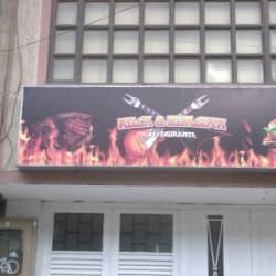 Rock y Burguer Restaurante en Bogotá