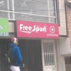 Free Sport en Bogotá