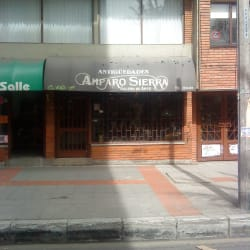 Antigüedades Amparo Sierra en Bogotá