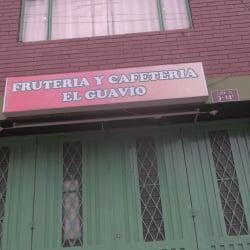 Frutería y Cafetería El Guavio  en Bogotá