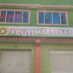 Frutimalvinas en Bogotá