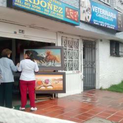 Galería Marquetería Ordoñez  en Bogotá