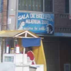 Sala De Belleza Milenium 2000 en Bogotá