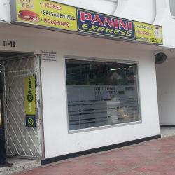 Cigarrería Panini Expres en Bogotá