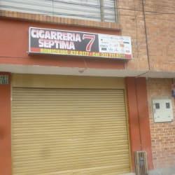 Cigarreria Septima en Bogotá
