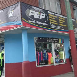 Deportes P&P en Bogotá