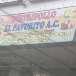 Distripollo El Favorito A C en Bogotá
