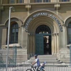 Colegio Hispano Americano  en Santiago