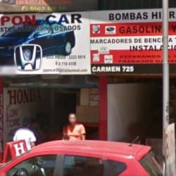 Japón Car - Repuestos Honda en Santiago