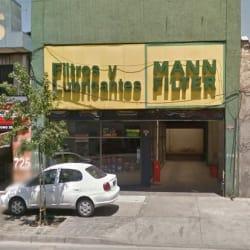 Mann Filter Filtros y Lubricantes en Santiago