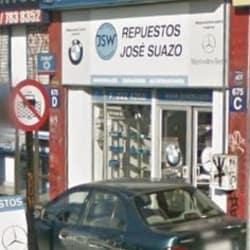 Repuestos José Suazo E.I.R.L. en Santiago