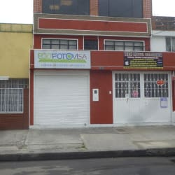 Ecofotovisa en Bogotá