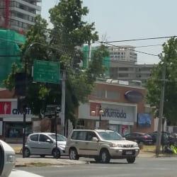 Farmacia Ahumada - Vespucio / Diagonal Oriente en Santiago