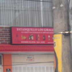Estanquillo Los Giraldos en Bogotá