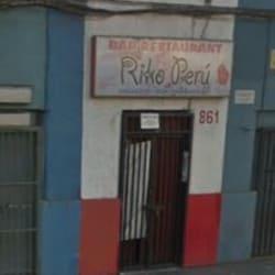 Restaurant Riko Perú en Santiago