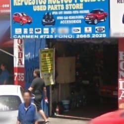 Used Parts Store - Repuestos Nuevos y Usados en Santiago