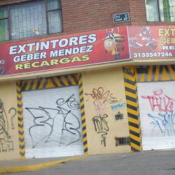 Extintores Geber Mendez en Bogotá