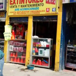 Extintores Part France  en Bogotá