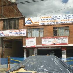 Ferre Andez Ltda en Bogotá
