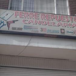 Ferre Repuestos Candelaria en Bogotá