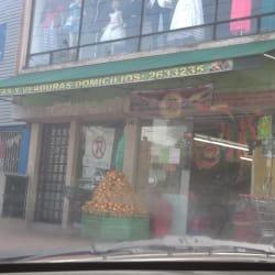 Frutas y Verduras Calle 24 en Bogotá