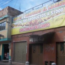 Frutas y Verduras El Lucero en Bogotá
