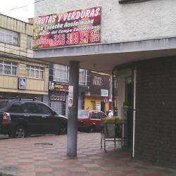 Frutas y Verduras La Cosecha Anolaimuna en Bogotá