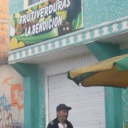 Frutiverduras La Bendición  en Bogotá