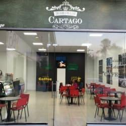 Cafe Cartago  en Santiago