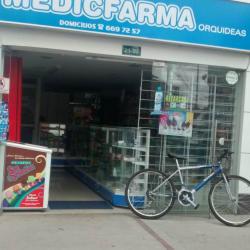 Drogueria Medicfarma Orquideas en Bogotá