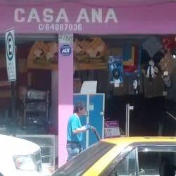 Casa Ana en Santiago