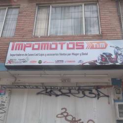 Impomotos T & M en Bogotá