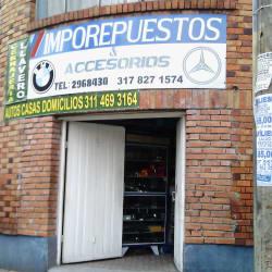 Imporepuestos en Bogotá