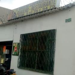 El Arriero  Santandereano en Bogotá
