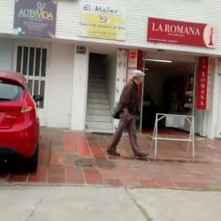 El Atelier en Bogotá