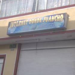 Internet Donde Juancho en Bogotá