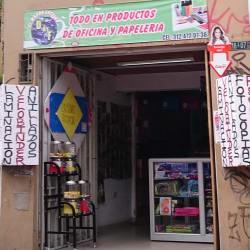 El Mundo Escolar D&F en Bogotá