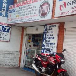 J.V.M Repuestos del Norte en Bogotá