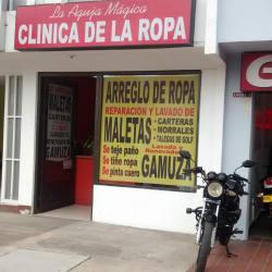 La Aguja Magica Clinica de la  Ropa en Bogotá