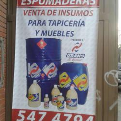 Espumaderas en Bogotá