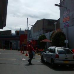 Centro de Servicio Terpel Iberia en Bogotá