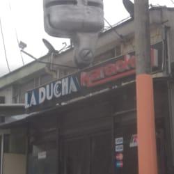La Ducha Karaoke en Bogotá