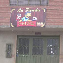 La Tienda De Moe Bar en Bogotá