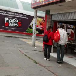 Surti Aves 22 Calle 129  en Bogotá
