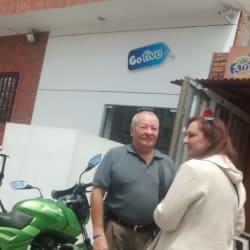 Gofive en Bogotá