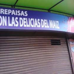 Arepaisas con Las Delicias del Maiz en Bogotá